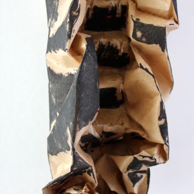 Carolina Koster – Portfolio – Paper wall relief